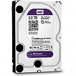 Disco Rígido Interno 2TB Western Digital WD Purple WD20PURZ